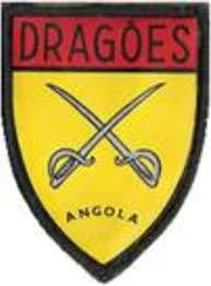 "Portuguese Army Horse Dragoons ""Dragões"" Regimental Badge - African Colonial War (1961-1974)"