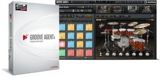 Steinberg - Groove Agent 4 - €179 - Additional USB-eLicenser required.