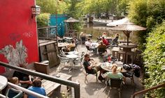 Soundgarden, Best pubs and bars in Amsterdam