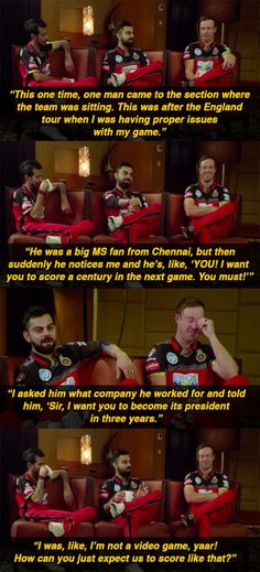 10 Hilariously Candid Moments From AIB Hanging Out With Virat Kohli And His Teammates India Cricket Team, World Cricket, Cricket Bat, Cricket Sport, Ab De Villiers, Funny Photoshop, In Vivo, Career Planning, Bts Funny Videos