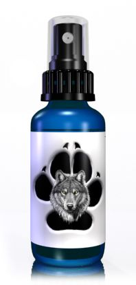 Wolf Cologne Cover Scent. This is the same formula that is used for the original Wolf Pheromone Cologne minus the pheromones themselves. this product has been created for those who desire the use of the Wolf scent with any pheromones of their choosing, (or no pheromones) while maintaining the appearance of always wearing the same cologne