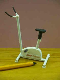Dollhouse miniature handcrafted Medical Exercise Ab Cruncher gym 1//12th scale
