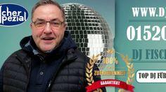 DJ RÜGEN - IHR HOCHZEIT DJ AUF DER INSEL  - DJ FISCHER SPEZIAL