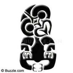 The symbols of a culture define it. Wisdom of the Maoris seeps through the symbols that represent their ethos. Here is a short introduction to Maori culture's intricate symbology. Fertility Tattoo, Maori Words, Maori Symbols, Maori Patterns, Tiki Tattoo, Zealand Tattoo, Maori Tattoo Designs, Nz Art, Tatoo