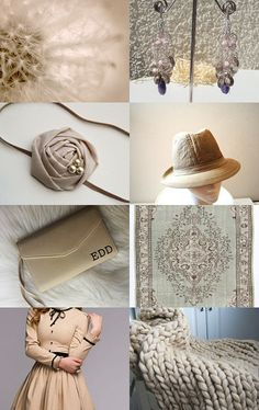 Inspiration of Basic Beige by AMRITA Accessories by Aleksa on Etsy--Pinned with TreasuryPin.com