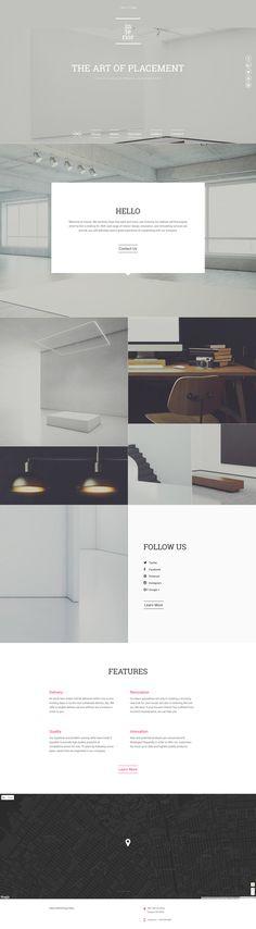 Interior & Furniture Responsive Website Template http://www.templatemonster.com/website-templates/interior-furniture-responsive-website-template-57902.html