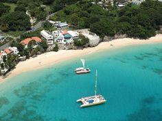 Barbados. turquoise sea