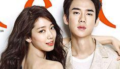 Park Shin Hye and Yoo Yeon Seok's CéCi Cover Spread