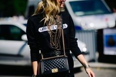 W Magazine Paris Couture Week Street Style