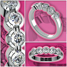 This Pink morganite engagement ring set rose gold Milgrain diamond wedding band bridal ring set cushion natural Morganite ring is just one of the custom, handmade pieces you'll find in our engagement rings shops. White Gold Wedding Rings, Wedding Rings For Women, Diamond Wedding Rings, Diamond Engagement Rings, Ring Set, Ring Verlobung, Shop Engagement Rings, Vintage Engagement Rings, Wedding Band Styles