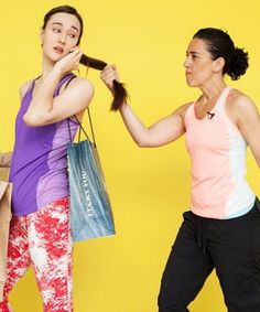 Self-defense moves that every woman needs to know