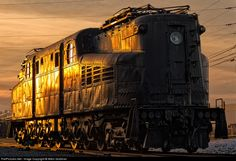 RailPictures.Net Photo: PRR 4800 Pennsylvania Railroad GG-1 at Strasburg, Pennsylvania by Mitch Goldman