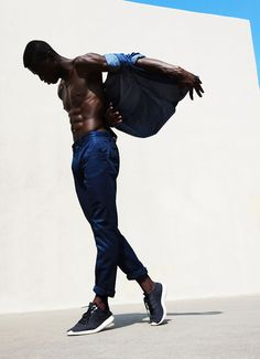 Adonis Bosso by Dana Scruggs for SCRUGGS Magazine