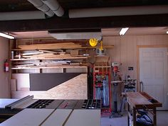 #scrap lumber rack