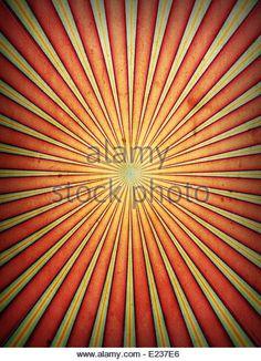 Vintage Grunge Old Carnival Background - Stock Image