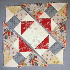 Sew the block together photo Benjamin Franklin, Pattern Blocks, Quilt Patterns, Lap Quilt Size, Wood Craft Patterns, Barn Quilts, Amish Quilts, Civil War Quilts, Square Quilt