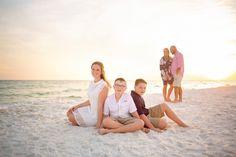 FAMILY BEACH PHOTOGRAPHERS OF 30A, WATERCOLOR, DESTIN - 30A Beach Photographers