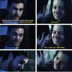 Jake and Katie from Containment Chris Wood Containment, Movies Showing, Movies And Tv Shows, The Cw Tv Shows, Oh My Heart, Angel And Devil, Tv Show Quotes, Vampire Diaries, Wallpapers
