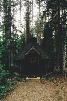 fores-ttrial:  joel:  Untitled  I want to live here..