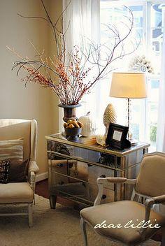 Mirrored Cabinet #mirrored #furniture