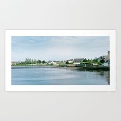 Pont-l'Abbé     Art Print by Digifocal - $15