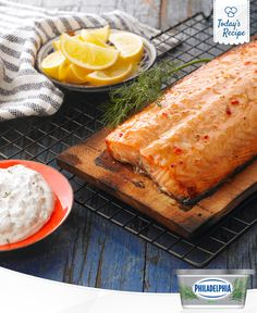 Give your salmon the summer treatment with a rest on a cedar plank.