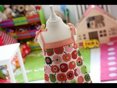 pattydoo tutorial 04: Sommerkleid für Kinder nähen