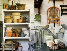 common ground : Cottage Journal Collector's Shed