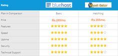 Hostgator Vs Bluehost (Sep 2016) – Which Is The Better Web Host?  http://www.updatedreviews.in/blog/item/41-bluehost-vs-hostgator