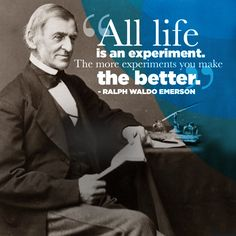 14 Quotes To Inspire Your New Year's Resolutions For 2014. A New Year. A New You. #LifelessonsbyWaldoEmerson Via Buzzfeed