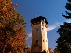 This tower built in 1914 at the height of friendship can be found at the Friendship Hill above the Grandhotel Pupp. You can reach the tower by. Tower Building, Hot Springs, Diana, Czech Republic, In The Heights, Friendship, Travel, Viajes, Spa Water