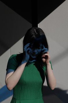 Cluster, 2013 by Viviane Sassen  Color play to perhaps incorporate in a scene