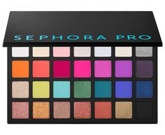 Sephora PRO Editorial Eyeshadow Palette Fall 2017