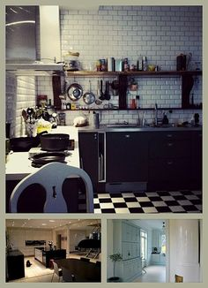 WABI SABI Scandinavia - Design, Art and DIY.: Swedish kitchens i.r.l