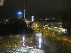 View from Ibis Hotel, Berlin Mitte, Prenzlauer Alle 4