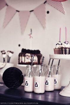 Wie viele von Euch ja schon bei instagram verfolgen, plane ich seit geraumer Zeit die Geburtstagsparty für meine Mittlere. ...