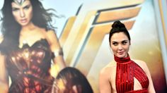She may be 76 years old, but Wonder Woman is stirring passions like never before.