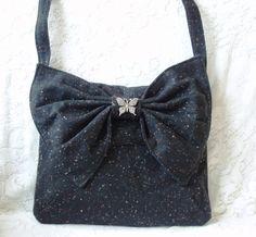 Terra - Wool Tweed Bag £21.50