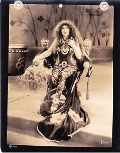 """Rose Dione, Nazimova's """"Salome"""" --"""