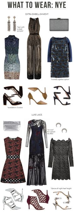 #NYE Outfit Ideas