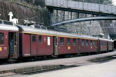 欧州国鉄① Coaches, Locomotive, Switzerland, Transportation, Public, Image, Trains, Paths, Swiss Guard