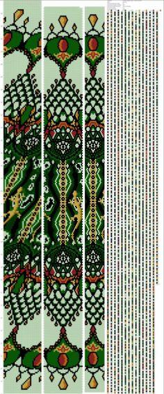 Авторские схемы для жгутов от MaruFox