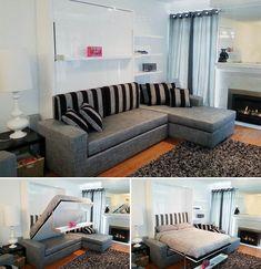 Móveis inteligentes: a solução para apartamentos muito pequenos