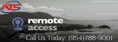 #Remote #Access  - ATS Services provides an Online Support system using Remote Access. Our system technicians are able to access your devices via remote access in use. See more at: http://www.industrialacdrives.com/