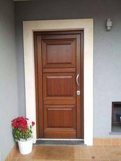 Home Door Design, Wooden Door Design, Door Design Interior, Main Door Design, Window Design, Modern Wooden Doors, Wooden Front Doors, Wood Doors, Front Gate Design