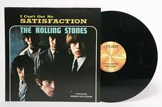 Win Special Rolling Stones Anniversary Limited-Edition Vinyl