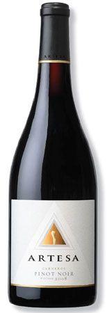 2009 Artesa Pinot Noir