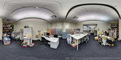 360° Virtual Reality Tour of Jenna Lyons' office at J Crew in New York City