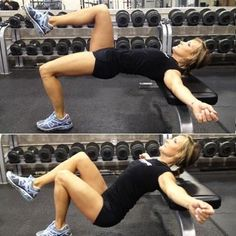 piernas workout