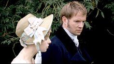Screencaps from the 2008 BBC adaptation of Persuasion. Jane Austen, Pride And Prejudice, Bbc, 19th Century, Costume, Movie, Image, Film, Costumes